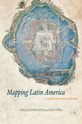 Mapping Latin America by Jordana Dym
