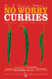 No Worry Curries by Munsif Abbasi
