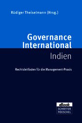 Governance International Indien by Karan Singh