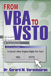 From VBA to VSTO