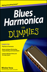 Blues Harmonica For Dummies by Winslow Yerxa