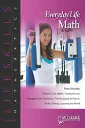 Everyday Life Math by Saddleback Educational Publishing