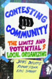 Contesting Community by James DeFilippis