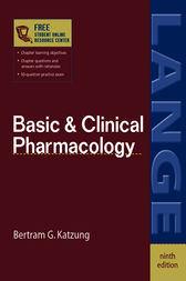 Basic & Clinical Pharmacology by Bertram Katzung