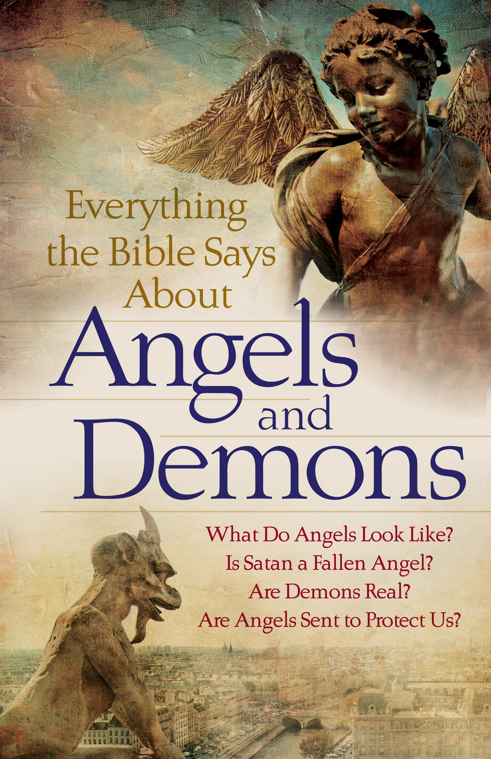 angels demon essay God's angels and demons are real angels and demons are spirit beings among us the angels in the bible are very powerful spirit beings.
