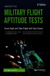 Master the Military Flight Aptitude Tests by Peterson's