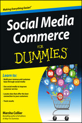 Social Media Commerce For Dummies by Marsha Collier