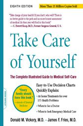 Take Care Of Yourself 8E by James F. Fries