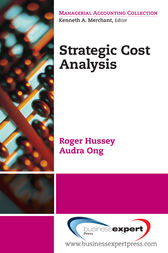 Strategic Cost Analysis by Roger Hussey