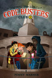 The Code Busters Club, Case #2: The Haunted Lighthouse by Penny Warner