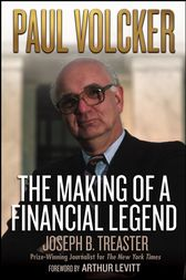 Paul Volcker by Joseph B. Treaster