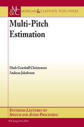 Multi-Pitch Estimation by Mads Christensen