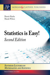 Statistics is Easy! 2nd Edition by Dennis Shasha