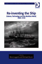 Re-inventing the Ship by Don Leggett