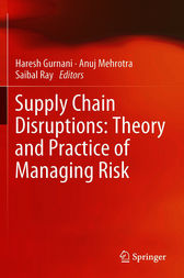 Supply Chain Disruptions by Haresh Gurnani