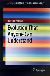 Evolution That Anyone Can Understand by Bernard Marcus