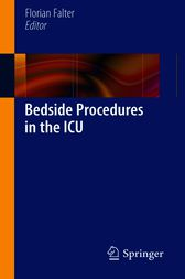 Bedside Procedures in the ICU by Florian Falter