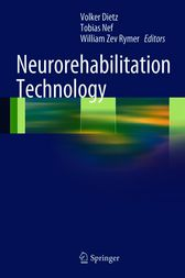 Neurorehabilitation Technology by Volker Dietz