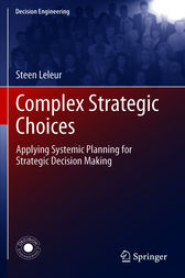 Complex Strategic Choices by Steen Leleur