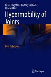 Hypermobility of Joints by Peter H. Beighton