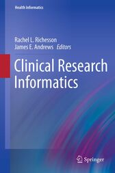 Clinical Research Informatics by Rachel Richesson