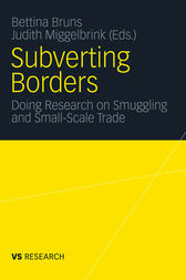 Subverting Borders by Bettina Bruns