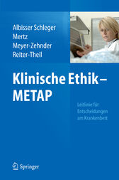 KLINISCHE ETHIK &#150; METAP