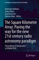 The Square Kilometre Array: Paving the way  for the new 21st century radio astronomy paradigm by Dalmiro Maia