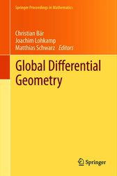 Global Differential Geometry by Christian Bär
