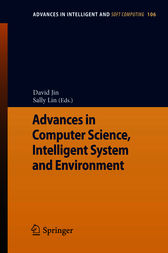 Advances in Computer Science, Intelligent Systems and Environment by David Jin