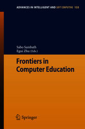 Frontiers in Computer Education by Sabo Sambath