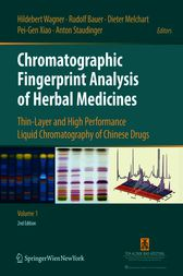 Chromatographic Fingerprint Analysis of Herbal Medicines