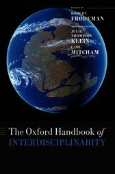 The Oxford Handbook of Interdisciplinarity