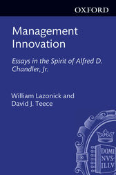 management of innovation titan edge history essay The why, what, and how of management innovation gary hamel you cross new performance thresholds—and sustain your competitive edge history suggests that.