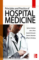 Principles and Practice of Hospital Medicine by MCKEAN