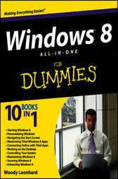 Windows 8 All-in-One For Dummies by Woody Leonhard