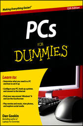 PCs For Dummies by Sandra Geisler