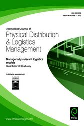 Managerially Relevant Logistics Models