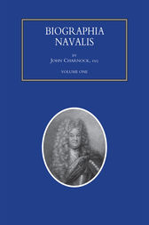 Biographia Navalis - Volume 1
