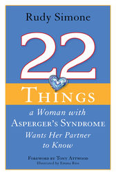22 Things a Woman with Asperger's Syndrome Wants Her Partner to Know by Emma Rios