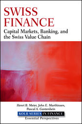 Swiss Finance by Henri B. Meier