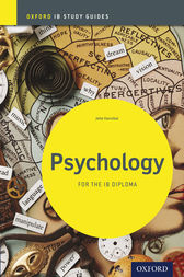 IB Psychology: Study Guide by Jette Hannibal