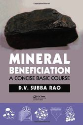 Mineral Beneficiation by D.V. Subba Rao
