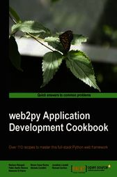 web2py Application Development Cookbook by Pablo Martin Mulone