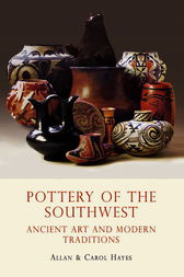 Pottery of the Southwest by Carol Hayes