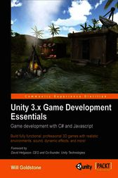 Unity 3.x Game Development Essentials by Will Goldstone