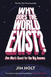 Why Does the World Exist?