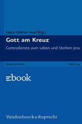 Gott am Kreuz by Hans-Helmar Auel