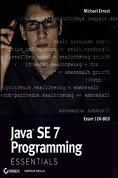 Java SE 7 Programming Essentials