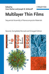 Multilayer Thin Films by Gero Decher